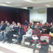 Αρκετοί εν δυνάμει επενδυτές στην ενημερωτική εκδήλωση για το LEADER από την Αναπτυξιακή Δυτικής Μακεδονίας Α.Ε. – ΑΝΚΟ και το Δήμο Εορδαίας (Φωτογραφίες)