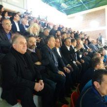 kozan.gr: Ξεκίνησε, στο Κλειστό της Λευκόβρυσης, ο αγώνας Χάντμπολ μεταξύ Ελλάδος – Τουρκίας, στο πλαίσιο των προκριματικών του EURO 2020 (Φωτογραφίες & Βίντεο)
