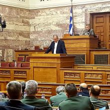 Ο Βουλευτής του ΣΥΡΙΖΑ Κοζάνης Ντζιμάνης Γεώργιος, θα συμμετέχει  στις εργασίες της Rose – Roth και της ειδικής ομάδας για τη μεσόγειο και τη μέση ανατολή, υπό την αιγίδα της Κοινοβουλευτικής συνέλευσης του ΝΑΤΟ