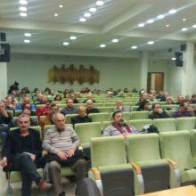 kozan.gr: Στέλιος Κούλογλου κι Αλέξανδρος Νικολαΐδης βρέθηκαν στην Κοζάνη και μίλησαν σε πολιτική εκδήλωση θέμα «Ευρωπαϊκή Ένωση, προκλήσεις και προοπτικές νεοφιλελευθερισμός και ακροδεξιά ή προοδευτική συμμαχία;»