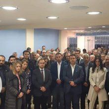 Έναρξη λειτουργίας του εκλογικού κέντρου του Γ. Κασαπίδη στην Π.Ε. Κοζάνης (Φωτογραφίες)