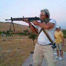 Σκοπευτικός Όμιλος Κοζάνης: «Μακεδονικός Αγώνας Γιάννης Λαγούδης»
