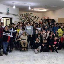 Την Τετάρτη 10 Απριλίου πραγματοποιήθηκαν δράσεις συνεκπαίδευσης του Ενιαίου Ειδικού Επαγγελματικού Γυμνασίου Λυκείου Κοζάνης (ΕΝ.Ε.Ε.ΓΥ.Λ) σε συνεργασία με το 4ο Γυμνάσιο Κοζάνης