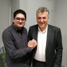 kozan.gr: Υποψήφιος με τον Κυριάκο Μιχαηλίδη, στο Δήμο Κοζάνης, ο Ανδρέας Κων. Κοκόλης