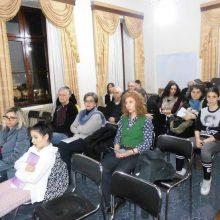 kozan.gr: Το Δημοτικό Ωδείο Κοζάνης παρουσίασε, το βράδυ της Πέμπτης 11 Απριλίου, την Ιουλία Βαγενά και την Ειρήνη Ντελέζου στη συναυλία «Έργα για 2 πιάνα» (Φωτογραφίες & Βίντεο)