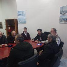 Τη Δημοτική Επιχείρηση Τηλεθέρμανσης Πτολεμαΐδας (ΔΕΤΗΠ) επισκέφτηκε την Παρασκευή, 12/04/2019 και ώρα 9 π.μ. ο υποψήφιος δήμαρχος Εορδαίας Στάθης Κοκκινίδης