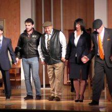 Σέρβια: Με  μεγάλη  επιτυχία πραγματοποιήθηκε, το βράδυ της Παρασκευής 12/4,  η πρεμιέρα  της θεατρικής παράστασης «Ο Μίδας έχει αυτιά Γαϊδάρου» (Βίντεο & Φωτογραφίες)
