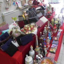 kozan.gr: Ανοιξιάτικες δημιουργίες, από το Σύλλογο Γυναικών Κοζάνης, φιλοξενούνται στο χώρο του παλαιού ΚΕΠ Κοζανης (Φωτογραφίες)