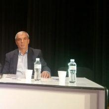 kozan.gr: Γ. Καραβασίλης: «Ζούμε σ' ένα Δήμο Εορδαίας που δεν υπάρχει πολιτιστική και τουριστική ταυτότητα, ενώ πράγματι υπάρχουν αξιόλογες δράσεις και πρωτοβουλίες από πρόσωπα και συλλόγους» (Βίντεο)