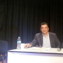 kozan.gr:  Στάθη Κοκκινίδης: «Δημιουργία ιστορικού κέντρου στην Πτολεμαΐδα. Είναι μια πρόταση που αφορά και την ανάπτυξη και τον πολιτισμό» (Βίντεο)