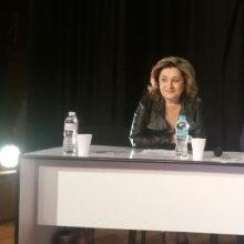 kozan.gr: A. Tερζοπούλου: «Για εμάς ο πολιτισμός είναι πρώτης προτεραιότητας θέμα για το δήμο μας. Στις προτεραιότητες μας είναι η καθιέρωση φεστιβάλ για τον Ελληνισμό, για την Μακεδονία, για την Ορθοδοξία, με τη συνεργασία, ανεξαιρέτως, όλων των πολιτιστικών φορέων – συλλόγων και της εκκλησίας» (Bίντεο)