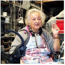 Πέθανε η διακεκριμένη γλύπτρια Ναταλία Μελά, εγγονή του Παύλου Μελά