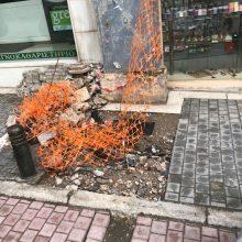 Σχόλιο αναγνώστη στο kozan.gr: Κύριε Δήμαρχε, κάντε κάτι για την ασφάλεια των πολιτών του δήμου (Φωτογραφίες)