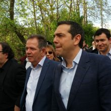 kozan.gr: Ώρα 11:30 π.μ.: Έφτασε στο Βελβεντό ο Πρωθυπουργός Αλέξης Τσίπρας (Βίντεο & Φωτογραφίες)