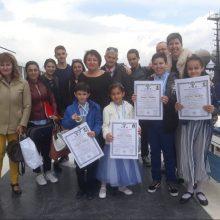 Η Διεύθυνση και το Δ.Σ. του Δημοτικού Ωδείου Κοζάνης συγχαίρουν τους μαθητές του, που βραβεύθηκαν στον 34o Πανελλήνιο διαγωνισμό