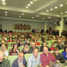 kozan.gr: 50 Φωτογραφίες και το πρώτο βίντεο από την εκδήλωση παρουσίασης υποψηφίων δημοτικών συμβούλων συνδυασμού «Κοζάνη Μπροστά» με υποψήφιο δήμαρχο Κοζάνης τον Ε. Σημανδράκο – Τα 52 ονόματα που ανακοινώθηκαν