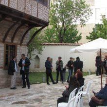 kozan.gr: Πραγματοποιήθηκαν το απόγευμα της Τετάρτης 17/4,  στο Αρχοντικό Γ.Βούρκα, στην Κοζάνη, τα εγκαίνια της έκθεση, με τίτλο «Περδίκα μου γραμμένη…» (Φωτογραφίες & Βίντεο)