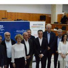 Η παρουσίαση των 11 υποψηφίων του Θόδωρου Καρυπίδη στην Καστοριά (Φωτογραφίες & Βίντεο)
