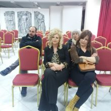 kozan.gr: Πτολεμαΐδα: Παρουσιάστηκε το νέο μυθιστόρημα του Κώστα Ακρίβου «Γάλα μαγνησίας»