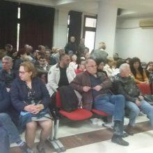 kozan.gr: Πτολεμαΐδα: Πραγματοποιήθηκε, το απόγευμα της Πέμπτης 17 Απριλίου, η συγκέντρωση της Τομεακής Επιτροπής Ενεργειακού Κέντρου του ΚΚΕ, παρουσία της Τίνα Κουζιάκη, υποψήφιας Ευρωβουλευτής του ΚΚΕ (Φωτογραφίες & Βίντεο)