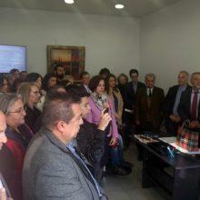 Πραγματοποιήθηκε ο αγιασμός του συνδυασμού «Δημιουργούμε Μαζί! με υποψήφια δήμαρχο Εορδαίας την Αθηνά Τερζοπούλου (Φωτογραφίες – Δελτίο τύπου)