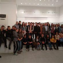Οι μαθητές του Γυμνασίου Ανατολικού Εορδαίας συναντούν τον Γενικό Πρόξενο της Γαλλίας κ. Philippe Ray
