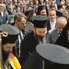 kozan.gr: Εικόνες από την  επίσημη υποδοχή του νέου Μητροπολίτη Σισανίου και Σιατίστης κ.κ. Αθανασίου στην πόλη της Σιάτιστας