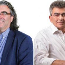 Συμπόρευση Δημητρίου Ζάκη και Χρήστου Ελευθερίου – Κοινή ανακοίνωση των επικεφαλής των συνδυασμών «ΠΑΜΕ ΟΛΟΙ ΜΑΖΙ» και «ΓΕΦΥΡΑ ΣΤΟ ΜΕΛΛΟΝ»