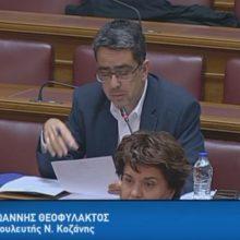 """Γιάννης Θεοφύλακτος για Πανεπιστήμιο Δυτικής Μακεδονίας:""""Ξαναμπαίνουν στον ακαδημαϊκό χάρτη ο Ν. Κοζάνης και η Δυτ. Μακεδονία"""""""