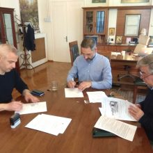 Σε πλήρη εξέλιξη ο εκσυγχρονισμός των αρδευτικών του Δήμου Κοζάνης- Υπογράφηκε το έργο προϋπολογισμού 350.000 ευρώ για Άνω Κώμη, Αιανή και Λευκοπηγή