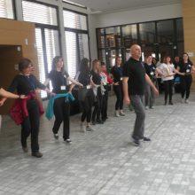 kozan.gr: Με το μήνυμα του προέδρου του Πολιτιστικού και Λαογραφικού Συλλόγου Κοζάνης «Η Κόζιανη», Γρηγόρη Τζουμερκιώτη, «Ο χορός ενώνει» ξεκίνησε σήμερα Σάββατο 20/4 το πρωί, το 3ο Σεμινάριο Χορού και Λαογραφίας  (Βίντεο &  Φωτογραφίες)