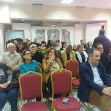 kozan.gr: Πτολεμαΐδα: Πολύ ενδιαφέρουσα η διάλεξη του Κωνσταντίνου Φωτιάδη, το μεσημέρι του Σαββάτου 20/4, για τα 100 χρόνια από τη γενοκτονία των Ελλήνων του Πόντου (Φωτογραφίες & Βίντεο 20′)