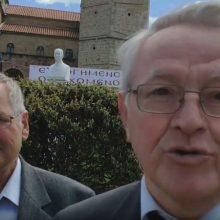 Με τα καλύτερα λόγια μίλησαν για το νέο Μητροπολίτη Σισανίου & Σιατίστης κ.κ. Αθανάσιο δεκάδες πιστοί που βρέθηκαν στην τελετή ενθρόνισής του (Βίντεο)