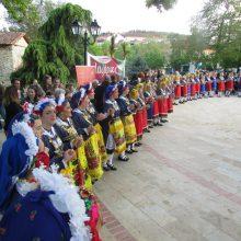 "kozan.gr: Λαζαρίνες Αιανής: Αναβίωσε, το απόγευμα του Σαββάτου 20/4, o Τρανός χορός ""Τσιντζιρό"" (55 Φωτογραφίες & Βίντεο 15′)"