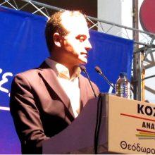kozan.gr: Θ. Καρυπίδης στην ομιλία του στην Κοζάνη: «Η Συμφωνία των Πρεσπών είναι ξεκάθαρη. Πήραμε πίσω την Μακεδονία μας. Αυτό πρέπει να γίνει κατανοητό σε όλους » – Βίντεο 10 λεπτών με παρουσίαση κι ομιλίες ορισμένων υποψήφιων περιφερειακών συμβούλων του συνδυασμού