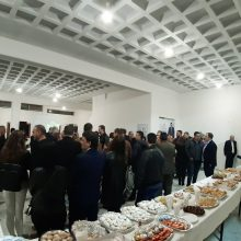 kozan.gr: Πραγματοποιήθηκαν τα εγκαίνια του εκλογικού κέντρου συνδυασμού «Βόιο. Υπεύθυνα μαζί» με υποψήφιο δήμαρχο του Λ. Γκερεχτέ  (Βίντεο 9′ & 20 Φωτογραφίες)