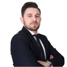 Yποψήφιος δημοτικός σύμβουλος με το συνδυασμό »Στάση Σερβίων» με επικεφαλής την Λαζαρίτσα Σπυρίδου, o Σαλτζίδης Κ. Γεώργιος