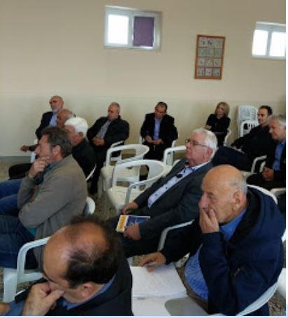 Πραγματοποιήθηκε, την Κυριακή 21/4,  η Γενική Συνέλευση στην T.K.. Κερασιάς