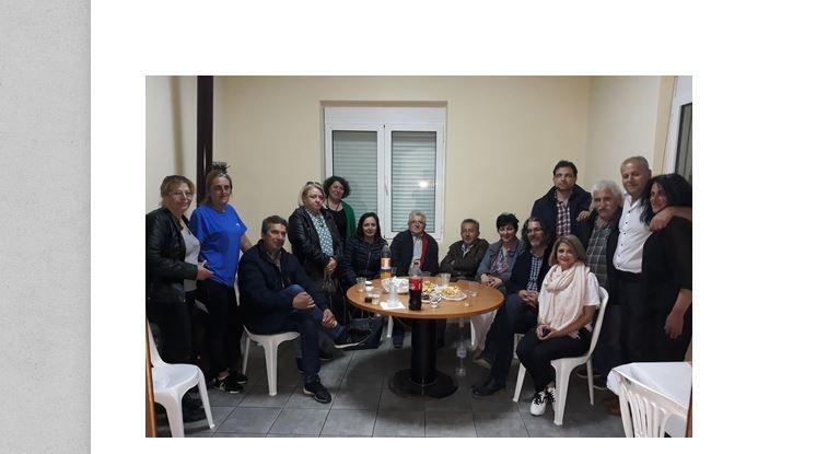 Επίσκεψη στους Μορφωτικούς Συλλόγους Ροδίτη και Λευκάρων (Φωτογραφίες)