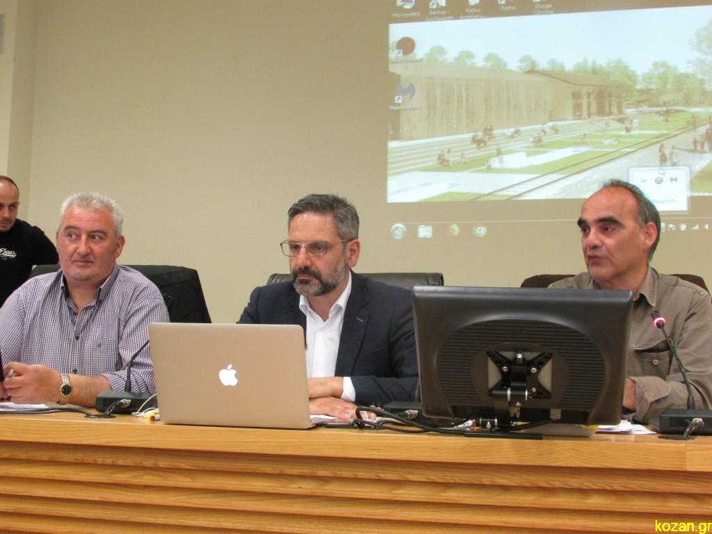 Συνεδριάζει αύριο Τετάρτη 19/6, στις 20:00, στο Κοβεντάρειο, το Δημοτικό Συμβούλιο Κοζάνης
