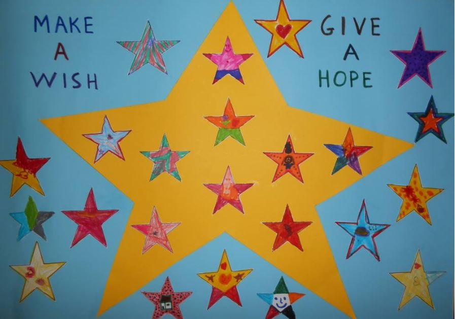 Η Α΄Τάξη του Δημοτικού Σχολείου περιοχής Βαθυλάκκου συμμετέχει στον διαγωνισμό του Μake-A-Wish Greece (Κάνε μια ευχή)