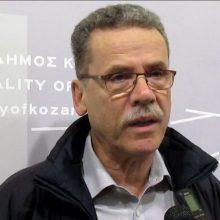 "kozan.gr: Λ. Μαλούτας: ""Παχιές κι ανέξοδες κουβέντες αυτές της Δ. Κίνησης ότι απαξιώνουμε τον πολιτισμό – Δεν με αφορούν και δεν με αγγίζουν – Το Δ.Σ. του Οργανισμού έχει Αντιπρόεδρο "" (Bίντεο)"