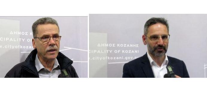 kozan.gr: Λ. Ιωαννίδης & Λ. Μαλούτας μιλούν για την ίδρυση ενεργειακής κοινότητας, περιορισμένης ευθύνης, με την επωνυμία «Ενεργειακή Κοινότητα Κοζάνης» (Bίντεο)