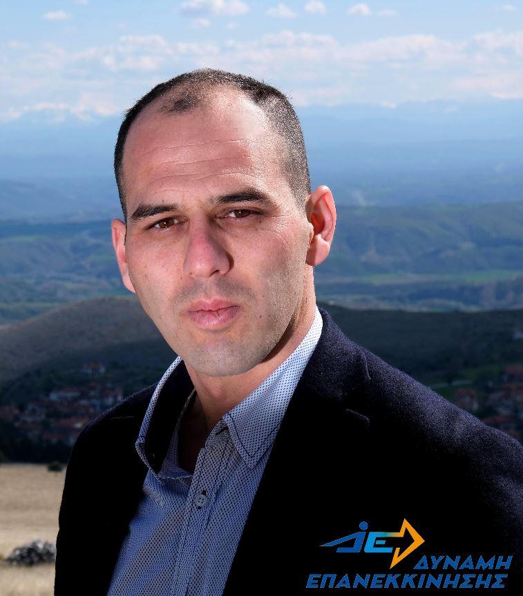 Ο Ναούμ Τσιαούσης υποψήφιος με τον Χρήστο Ζευκλή