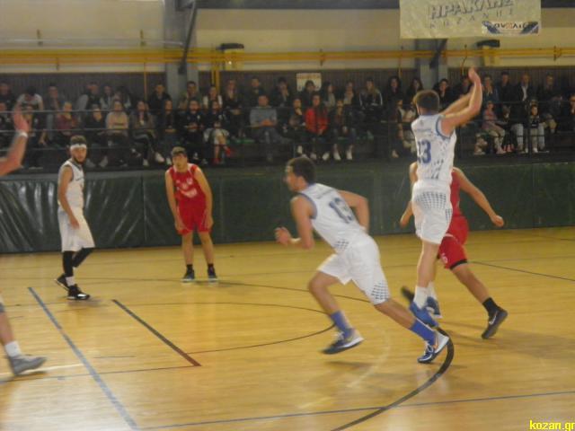 kozan.gr: Κοζάνη: Oλοκληρώθηκε το Τουρνουά Μπάσκετ Ακαδημιών στη μνήμη του Αλέξανδρου Μαυροζούμη (Φωτογραφίες & Βίντεο)
