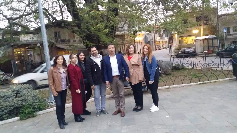 kozan.gr: Ξεκίνησαν τις επαφές με τους κατοίκους των χωριών οι υποψήφιοι  του συνδυασμού «Δύναμη Προοπτικής» με υποψήφιο Δήμαρχο Κοζάνης, τον Φώτη Κεχαγιά (Φωτογραφία)