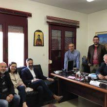 Την πρόθεση να συνεχισθεί περαιτέρω η δυναμική υποστήριξη του μεγαλύτερου brand της περιοχής, του Κρόκου Κοζάνης από το Δήμο Κοζάνης εξέφρασε ο εκ νέου υποψήφιος Δήμαρχος Λευτέρης Ιωαννίδης