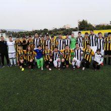Με τις ομάδες ακαδημιών της ΑΕΚ, του Παναθηναϊκού και του Ατρόμητου, στην Αθήνα, αγωνίσθηκε η ακαδημία ΠΑΟΚ Κοίλων Κοζάνης (Φωτογραφίες)