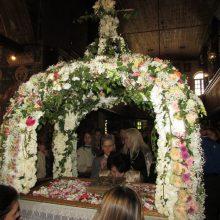 kozan.gr:  Ώρα 11.15: Το προσκύνημα του Επιταφίου στον Ιερό Μητροπολιτικό ναό του Αγ. Νικολάου στην Κοζάνη (Φωτογραφίες & Βίντεο)