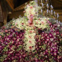 Ο Επιτάφιος του Ιερού Ναού Αγίου Αθανασίου Κοζάνης (Φωτογραφίες)